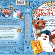 Christmas Classics Sing-A-Long (1964) R1 DVD Cover
