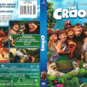 The Croods (2013) R1 DVD Cover