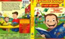 Curious George: A Day at the Library (2011) R1 DVD Cover