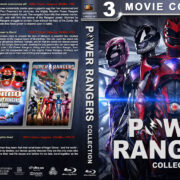 Power Rangers Collection (1995-2017) R1 Custom Blu-Ray Cover