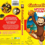 Curious George: Spooky Fun (2017) R1 DVD Cover