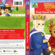 Daniel Tiger's Neighborhood: King Daniel for the Day (2017) R1 DVD Cover