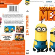 Despicable Me 2 (2013) R1 DVD Cover