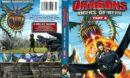 Dragons: Riders of Berk Part 2 (2013) R1 DVD Cover