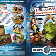 Dreamworks Movie Trivia DVD Game (2006) R1 DVD Cover