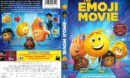 The Emoji Movie (2017) R1 DVD Cover