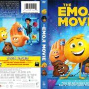 The Emoji Movie (2017) R1 DVD Cover