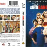 Big Bang Theory Season 7 (2014) R1 Blu-Ray Cover