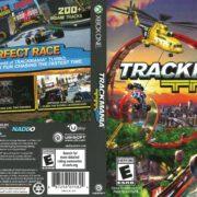 Trackmania Turbo (2016) Xbox One DVD Cover