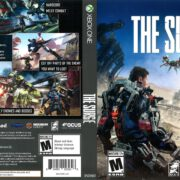 The Surge (2017) Xbox One DVD Cover