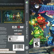 Super Dungeon Bros (2016) Xbox One DVD Cover