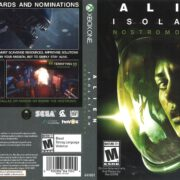 Alien Isolation: Nostromo Edition (2014) Xbox One DVD Cover
