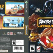 Angry Birds Star Wars (2013) Xbox One DVD Cover