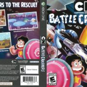 Cartoon Network Battle Crashers (2016) Xbox One DVD Cover