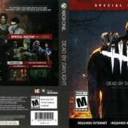 Dead by Daylight (2017) Xbox One DVD Cover