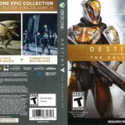 Destiny: The Collection (2016) Xbox One DVD Cover
