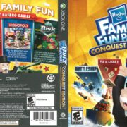 Hasbro Family Fun Pack: Conquest Edition (2016) Xbox One Cover
