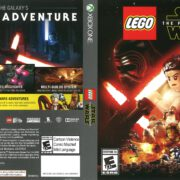 Lego Star Wars: The Force Awakens (2016) Xbox One Cover