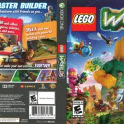 Lego Worlds (2017) Xbox One Cover