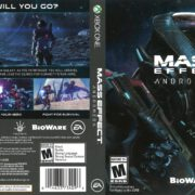 Mass Effect Andromeda (2017) Xbox One Cover