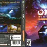 Ori and the Blind Forest (2016) Xbox One Cover