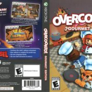 Overcooked! Gourmet Edition (2017) Xbox One Cover