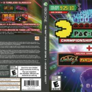 Pac-Man Championship Edition 2 + Arcade Game Series (2016) Xbox One Cover