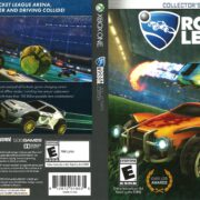Rocket League (2016) Xbox One Cover