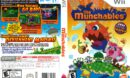 The Munchables (2009) Wii Cover
