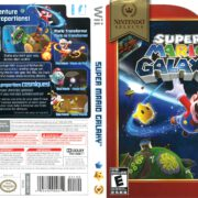 Super Mario Galaxy (2007) Wii Cover