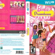 Barbie Dreamhouse Party (2013) Wii U Cover