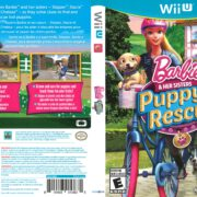 Barbie and Her Sisters: Puppy Rescue (2015) Wii U Cover