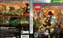 Lego Indiana Jones 2: The Adventure Continues (2010) Xbox 360 Cover
