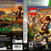 Lego Indiana Jones 2: The Adventure Continues (2010) Xbox 360 Cover