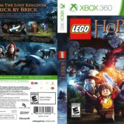 Lego The Hobbit (2014) Xbox 360 Cover