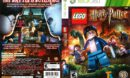 Lego Harry Potter Years 5-7 (2011) Xbox 360 Cover