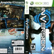 Inversion (2012) Xbox 360 Cover