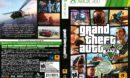 Grand Theft Auto V (2013) Xbox 360 Cover