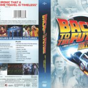 Back to the Future Trilogy (2015) R1 Custom DVD Cover