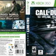Call of Duty: Ghosts (2013) Xbox 360 Cover