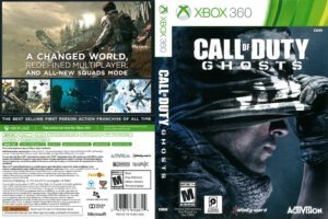 Xbox 360 DVD Covers - DVDCover.com Xbox 360 Game Covers Download