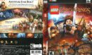 Lego Lord of the Rings (2012) PC DVD Cover