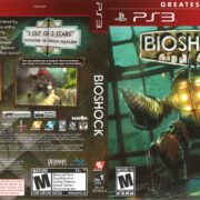 Bioshock (2006) PS3 Cover