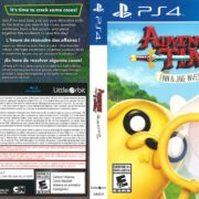Adventure Time: Finn & Jake Investigations (2015) PS4 Cover