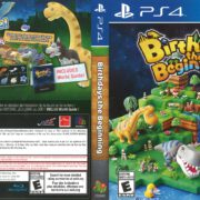 Birthdays the Beginning (2017) PS4 Cover