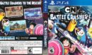 Cartoon Network Battle Crashers (2016) PS4 Cover