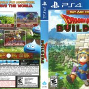 Dragon Quest Builders (2016) PS4 Cover