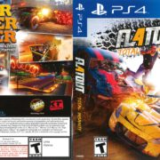 Flatout 4: Total Insanity (2017) PS4 Cover