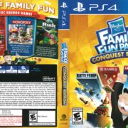 Hasbro Family Fun Pack Conquest Edition (2016) PS4 Cover