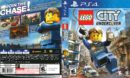 Lego City Undercover (2017) PS4 Cover